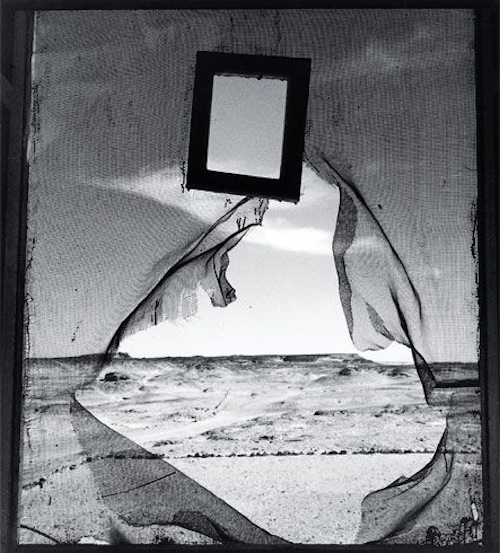 Lee Miller Portrait of space 1937