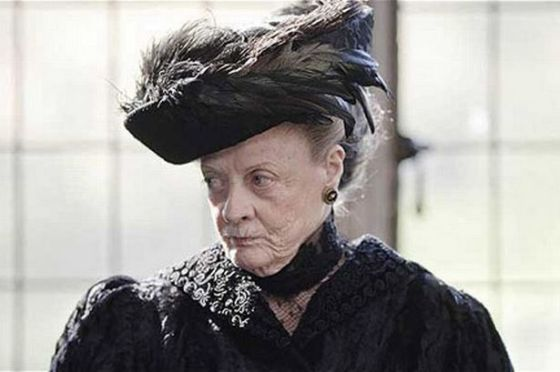 Parola di Maggie Smith