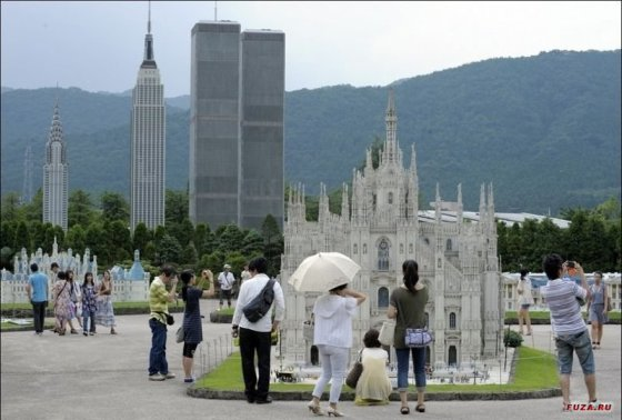 In Giappone per conoscere l'Europa