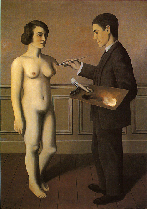 The perfect day of René Magritte