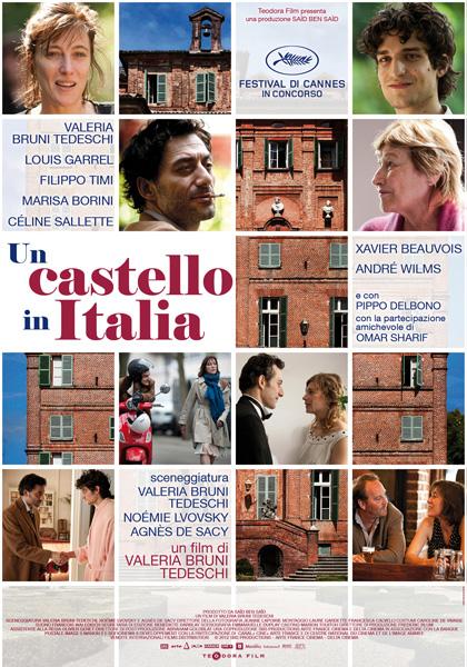 Un castello in Italia di Valeria Bruni Tedeschi