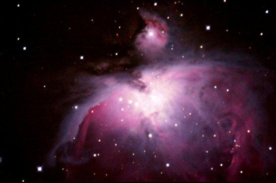 Nebulosa, Orione